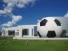 Asunción: Sídlo Jihoamerické fotbalové federace a muzeum