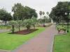 Lima: Jeden z mnoha parků v hlavním městě