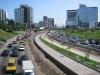 Lima: Dopravní kolaps, ale budování prvního