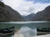 Cordillera Blanca: Jezero Llanganuco pod horou Huaraz