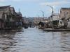 Amazon: Belén, chudá čtvrť města Iquitos. Ulice jsou v době deštů pod vodou
