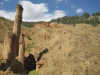 Huancayo: Park nedaleko města Huancayo