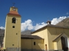 Abancay: Kostelík v malém městečku v Andách