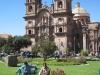 Cusco: Náměstí