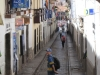 Cusco: Ulička