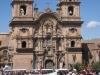 Cusco: Kostel