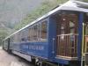 Machu Picchu: Exkluzivní vlak Hiram Bingham