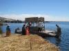 Jezero Titicaca: Tradiční loď
