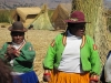 Jezero Titicaca: Indiáni Aymara