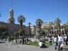 Arequipa: druhé největší město v Peru
