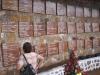 El Mozote, kde v roce 1981 armáda zabila stovky lidí, především žen a dětí
