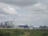 Papírna, jejíž výstavba na břehu řeky Uruguay byla důvodem letitého sporu s Argentinou.