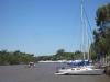 Lodi na řece Uruguay