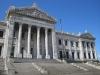 Montevideo: Budova parlamentu