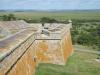 Pevnost Santa Teresa, o kterou po řadu let soupeřili Portugalci a Španělé