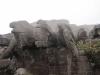 Vrchol hory Roraima