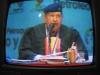 Hugo Chavéz v jednom z mnoha dlouhých projevů