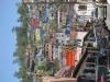 Ranchos - chudinské čtvrti v Caracasu