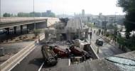 Týden v Latinské Americe: Zemětřesení v Chile, slovní přestřelka Chavéz-Uribe