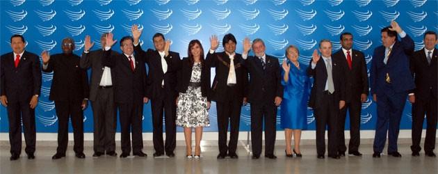 Unasur: Jihoamerické společenství à la Evropská unie