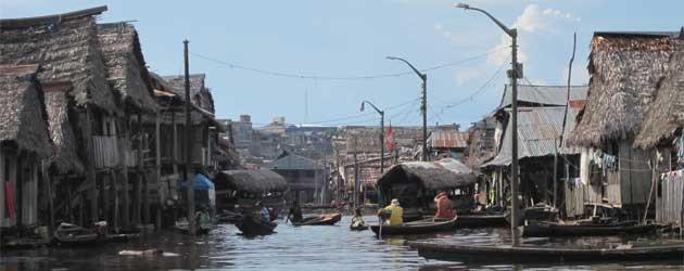 Iquitos: Ideální základna pro prozkoumání Amazonského pralesa