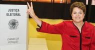 Dilma Rousseffová – prezidentka Brazílie