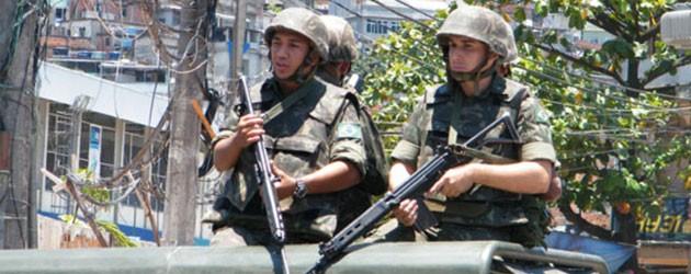 Týden: Válka v Riu a Chaotické volby na Haiti