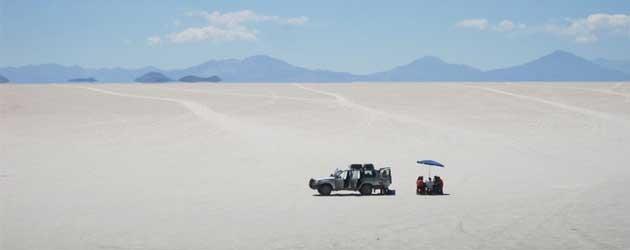Fotky z Bolívie