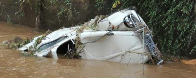 Týden: Povodně v Brazílii, Změna výsledků voleb na Haiti