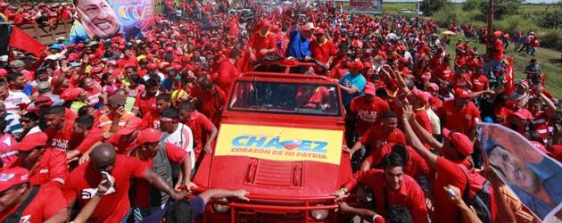 Kdo vyhraje volby ve Venezuele?
