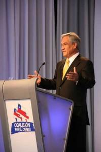 Sebastián Piñera: Prezident Chile