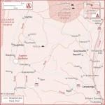 Mapa: Stezka Quilotoa (Ruta Quilotoa)