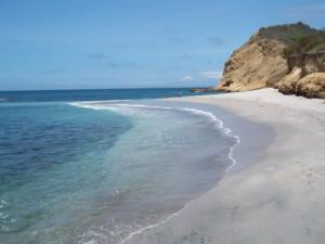 Pláž Playa de los Frailes