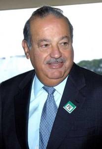 Carlos Slim nejbohatší muž světa v roce 2010