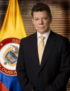 Juan Manuel Santos: prezident Kolumbie 2010-2014
