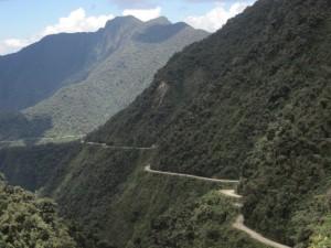 Nejnebezpečnější silnice svět (WDMR)
